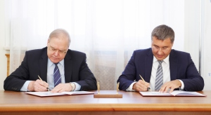Подписание соглашения о сотрудничестве 27.10.14